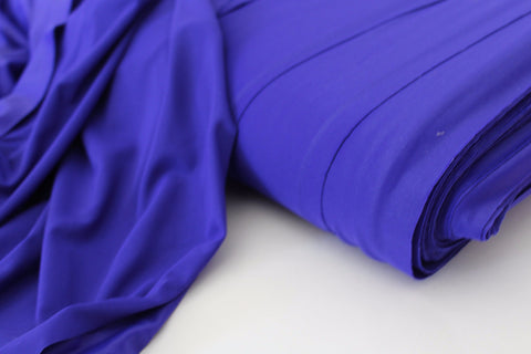 Purple Nylon Lycra Knit