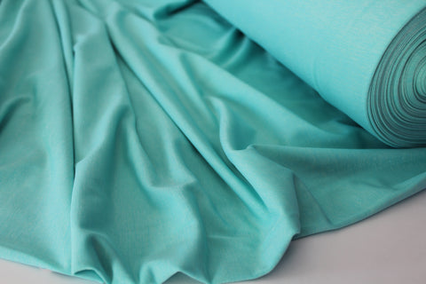 Mermaid Seafoam Nylon Lycra Knit