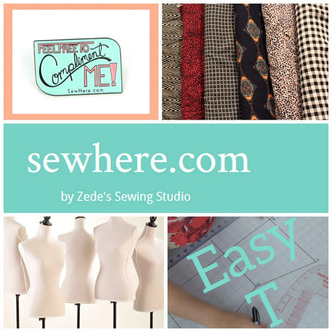 Easy T Online Class Sewing Bundle