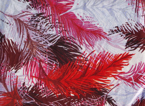 Feather Liverpool Knit. LA Finch Fabrics. Fashion Fabrics. Online Fabric