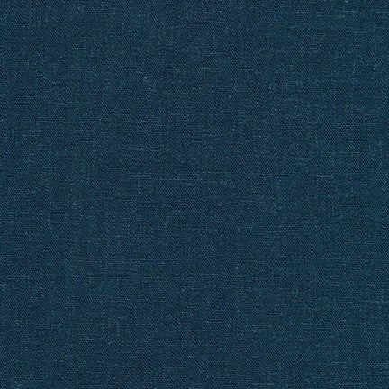 Brussels Washer Rayon Linen Indigo Hue 6 oz-By the Yard