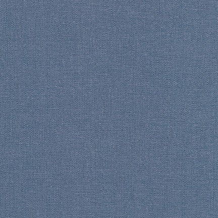 Brussels Washer Rayon Linen Denim Hue 6 oz-By the Yard