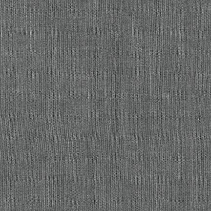 Kaufman Cotton Tencel Indigo Slub Woven-Anniversary Sale