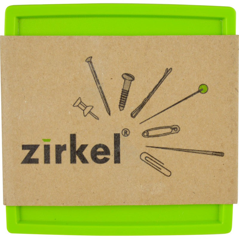 Notion: Zirkel Magnetic Pin Holder- Lime Green