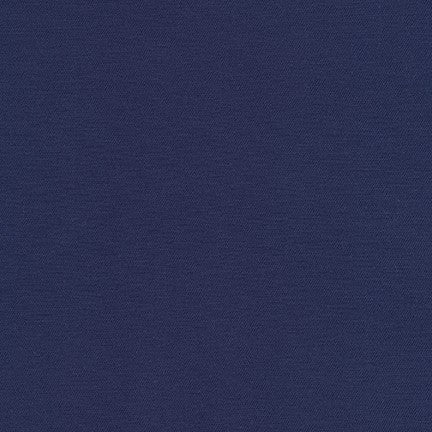 Stretch Jetsetter Twill Fabric Navy