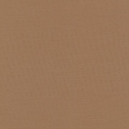 Stretch Jetsetter Twill Fabric Taupe
