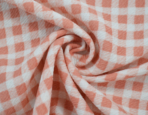 2e1a3993ea3 gingham liverpool fabric knits. la finch fabrics rose knits. liverpool  crepe knits