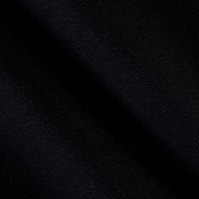 Kaufman Ventana Twill Black Woven Non-Stretch 7.9 oz