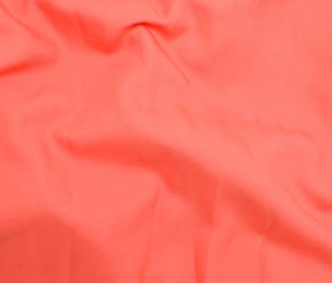 Rayon Twill Coral Woven