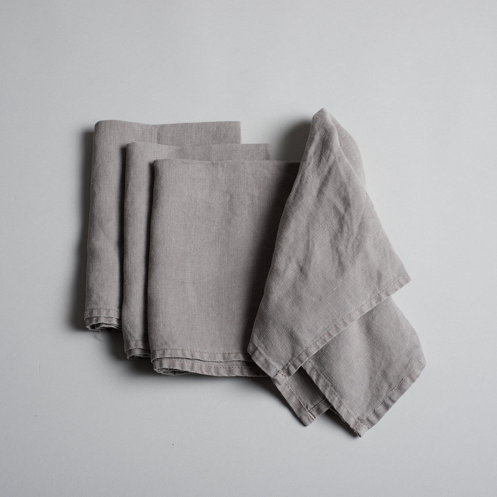 Avignon Washed Linen Napkins
