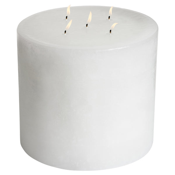 White Candle - 5 Wick XXL