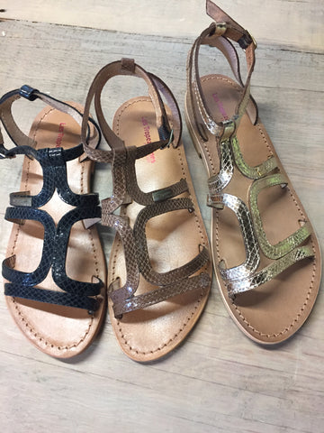 Les Tropeziennes French Sandals - Hayate Style