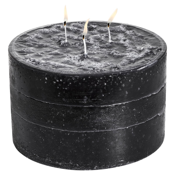 Black Candle - 3 Wick XL