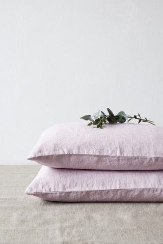 Avignon Washed Linen Pillow Case