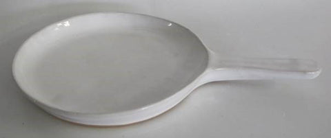 Mervyn Gers Plate with Handle