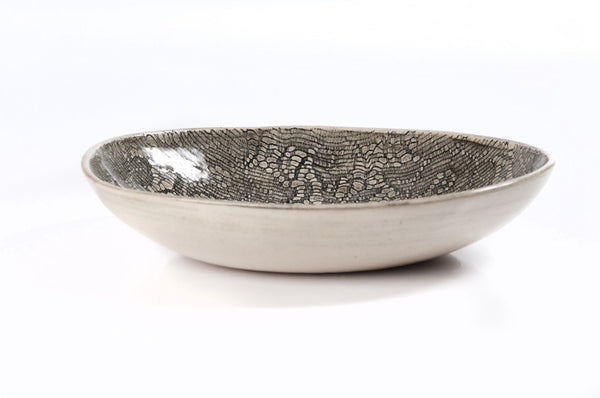 Wonki Ware Pebble Bowl