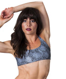 Funky Diva strappy bra top