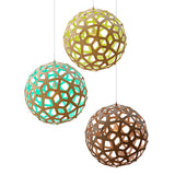 Trubridge- Coral Pendant Light - David Trubridge - Design Withdrawals