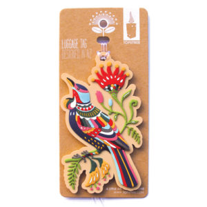 Luggage Tag - Bright Tui