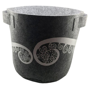 Ponga 7 Gallon Grey Ecofelt Bag