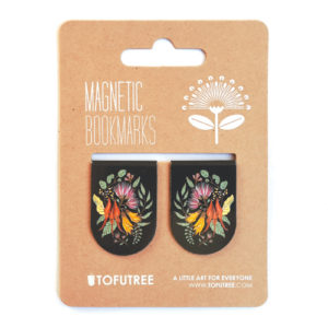Magnetic Bookmarks - NZ Flora
