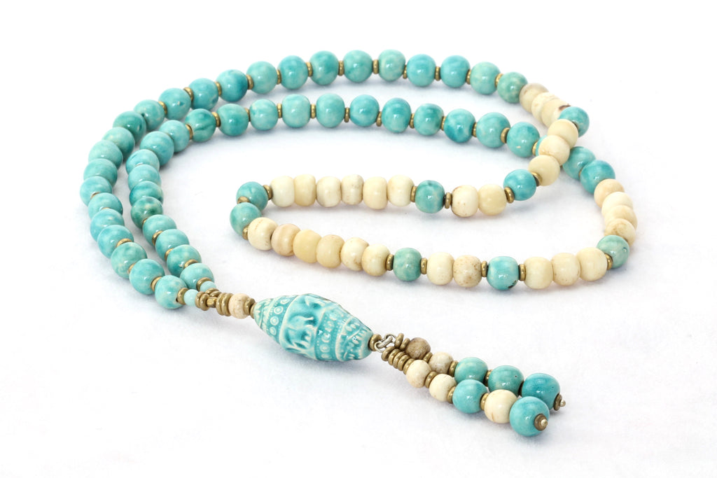 Bombay Elephant Necklace By Claycult