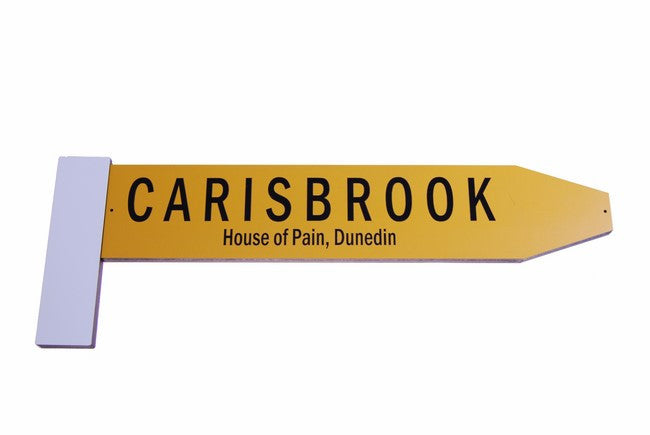 Give Me a Big Sign  - CARISBROOK - Ian Blackwell - Design Withdrawals