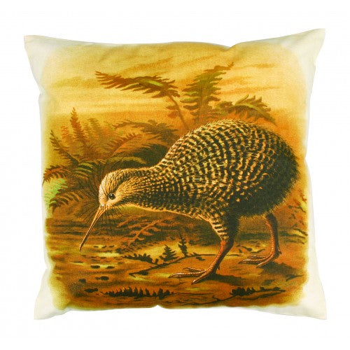 Kiwi Cushion Cover - Design Withdrawals - Design Withdrawals