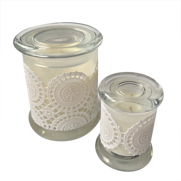 Large Soy Candle - Phizacklea - Design Withdrawals
