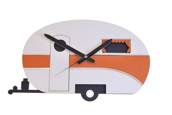 The Caravan Clock - Ian Blackwell - Design Withdrawals