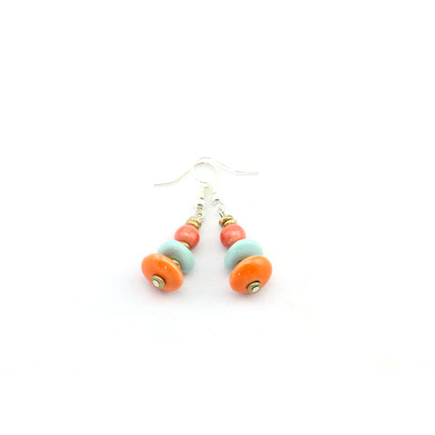 Mandarin Paris - Earrings