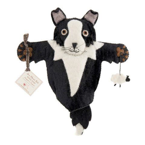 Shep the Sheep Dog Hand Puppet