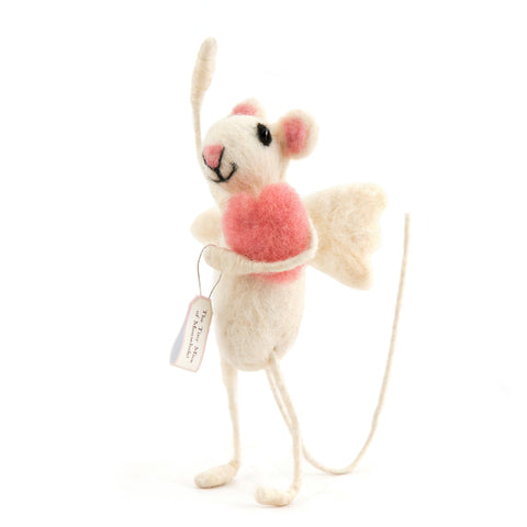 Cupid Angel Mouse