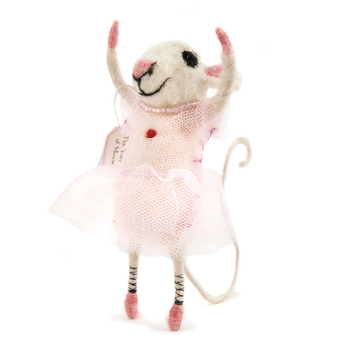 Beautiful Ballet Dancer Mouse