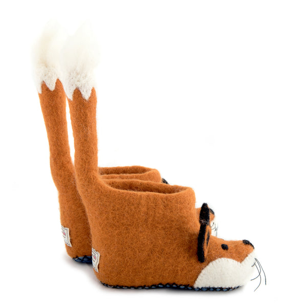 Finlay Fox Children Slippers
