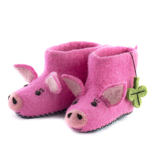 Percy Pig Children Slippers