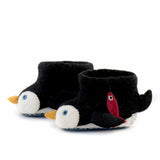 Pete Penguin Children Slippers