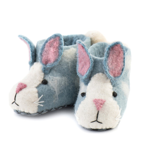 Rory Rabbit Children Slippers