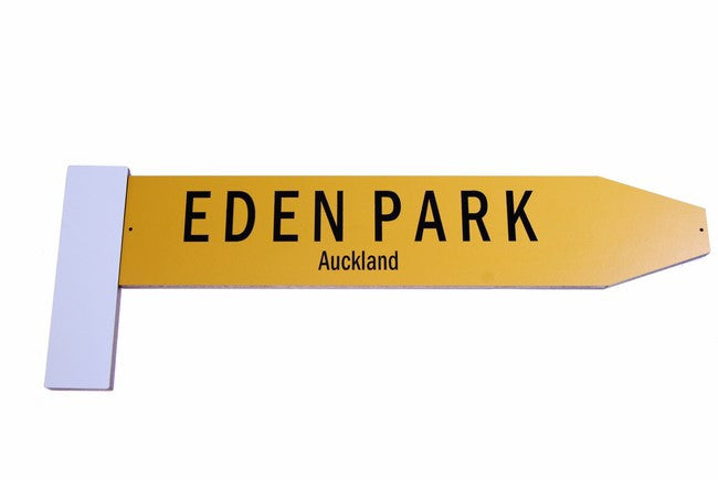 Give Me a Big Sign  - EDEN PARK - Ian Blackwell - Design Withdrawals
