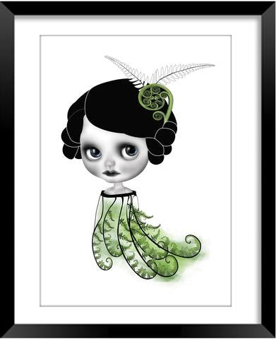 Miss Fern - Industry Ink - Design Withdrawals