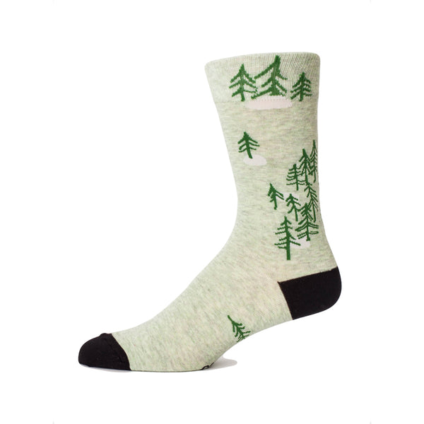 I Fucking Love It Out Here - Mens Crew Socks - BlueQ - Design Withdrawals