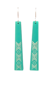 Taniko Long Earrings