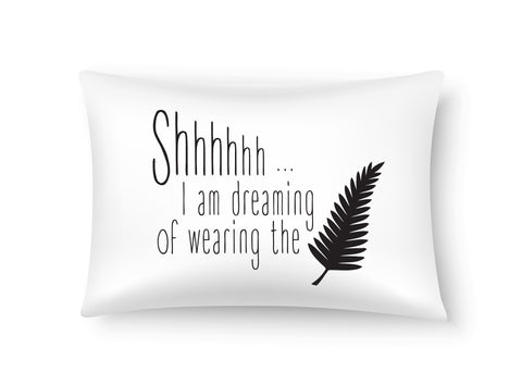 Single Pillowcase - Dreaming of Fern