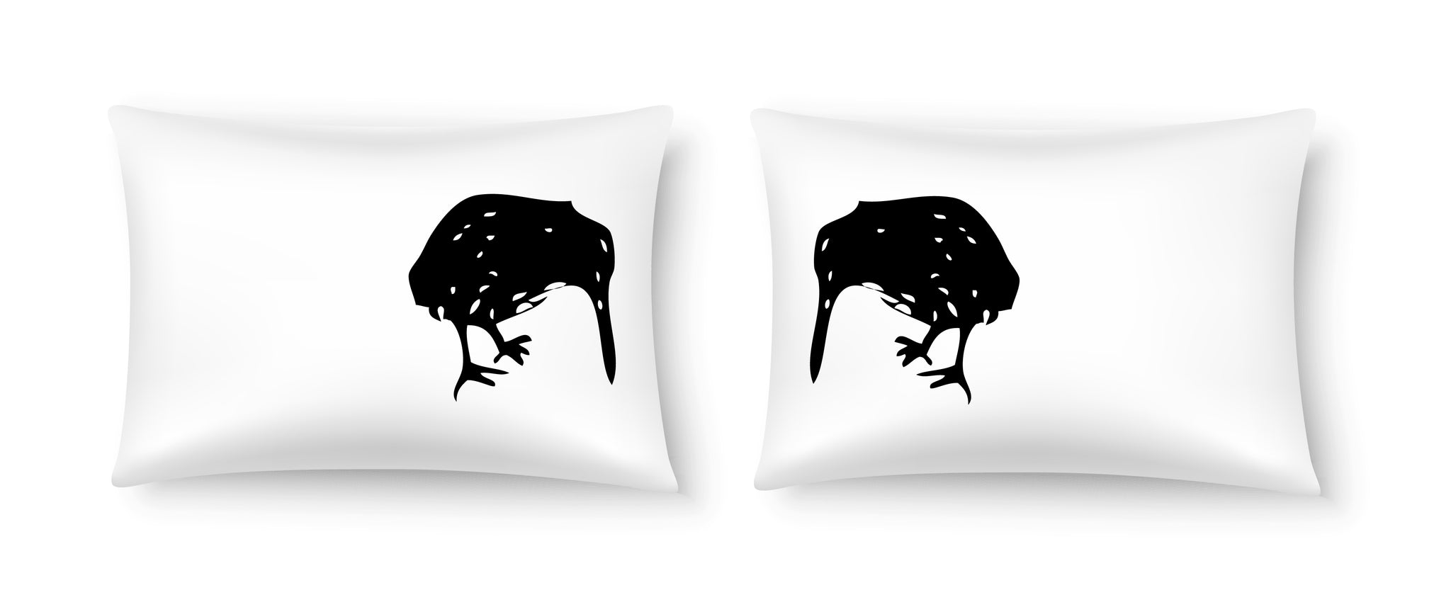 Double Pillowcase - Kiwis