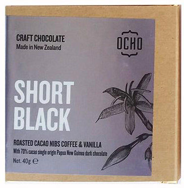 OCHO Short Black 40g bars - OCHO - Design Withdrawals