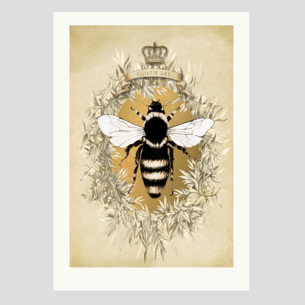 Queen Bee - Marika Jones - Design Withdrawals