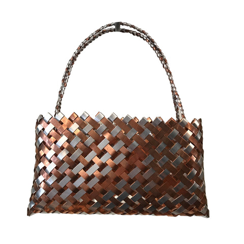 Copper & Silver Kete