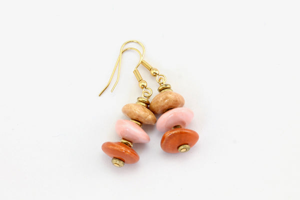 Schatzy Earrings by Claycult