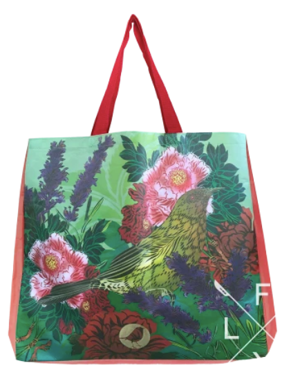 Flox Oversized Tote Bag