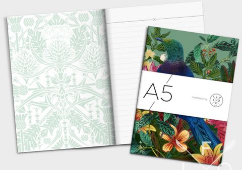 Flox A5 Notebooks